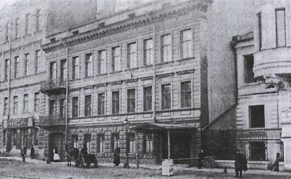 kuzmin-gymnasium