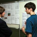 Довгалев Илья на конференции Сахаровские чтения (1)